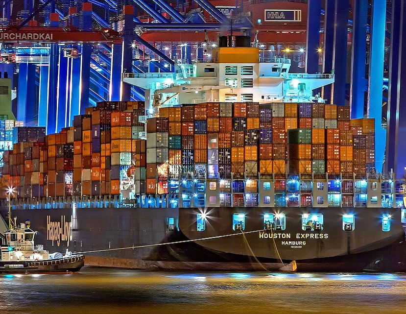 Container shipping TheCoop Logistics