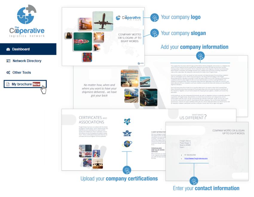 Online Brochure TheCoop Logistics