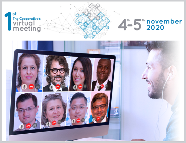 Virtual Meeting - The Cooperative Logistics