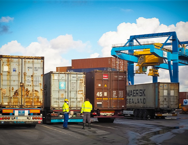 Logistics Workers- The Cooperative Logistics