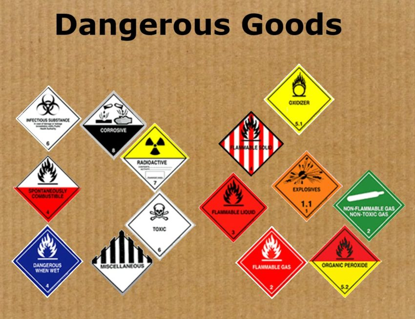 Dangerous Goods Shipping _ The Coop Logistics