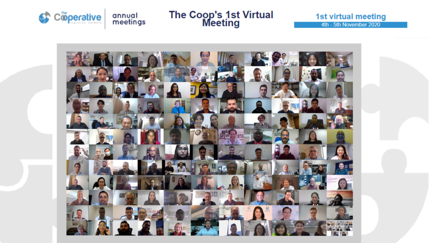 Virtual Meeting - The Cooperative Logistics