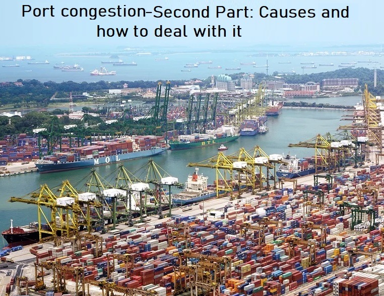 Port Congestion - The Cooperative Logistics