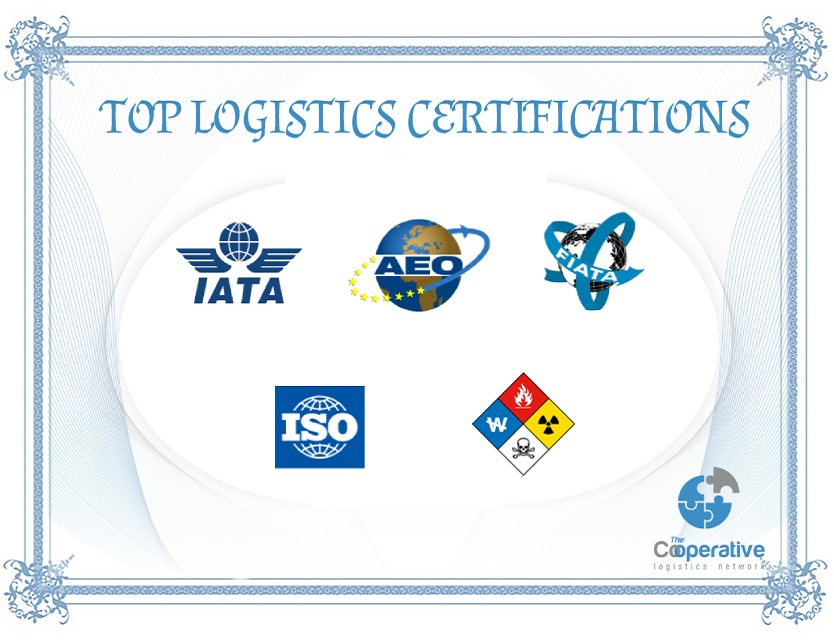 Freight Forwarders Certificates