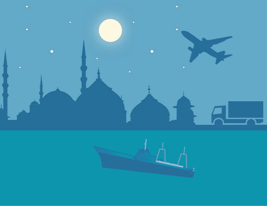 international shipping companies - Ramadan