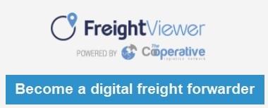 Digital Freight Forwarder