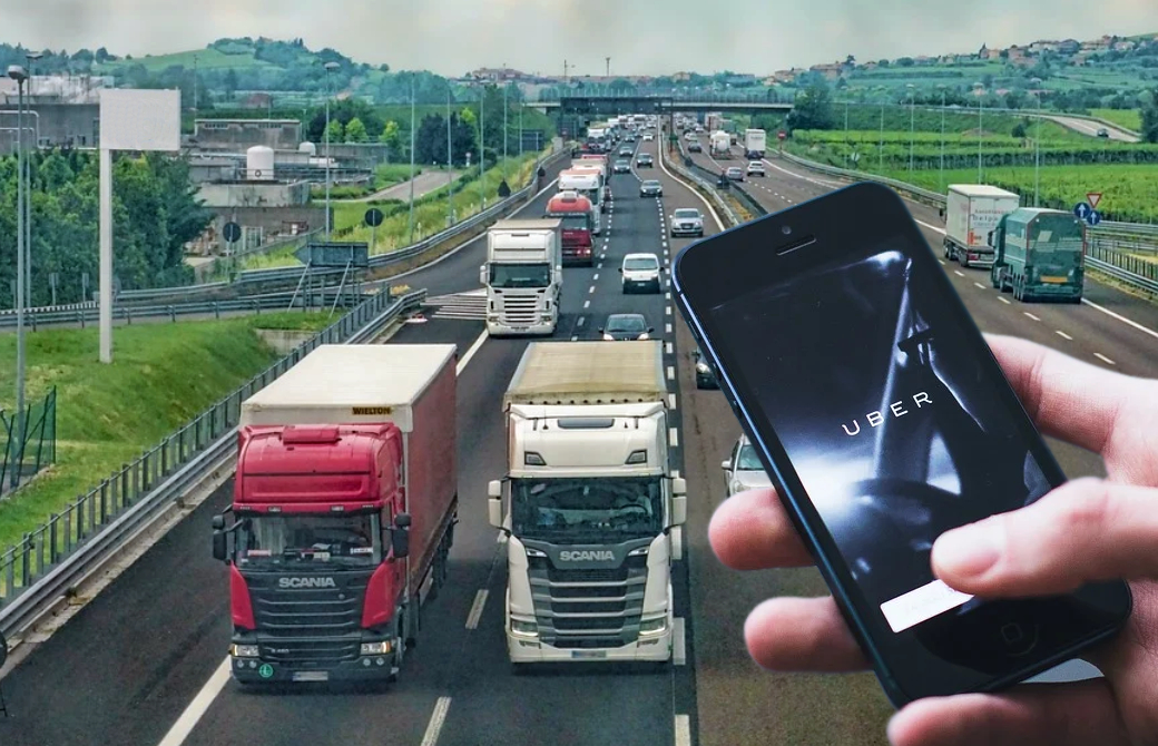 Uber Freight - Independent freight forwarders