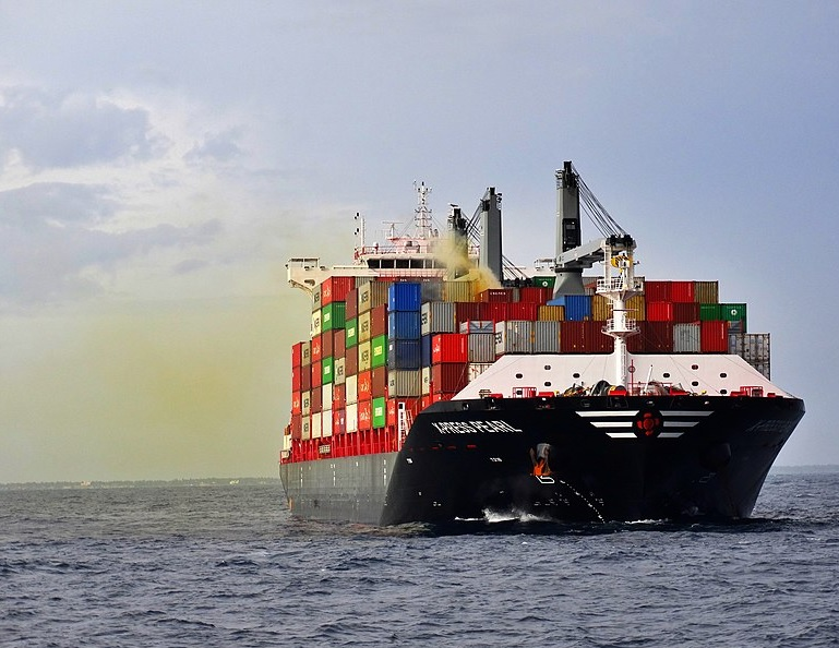 X-Press Pearl container shipping industry