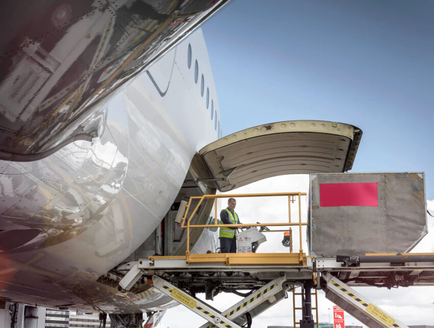 Air Freight Industry_ Cooperative